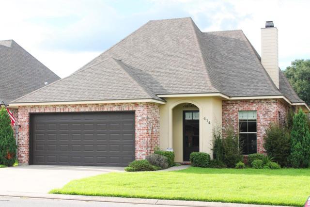 414 Copper Ridge Drive, Youngsville, LA 70592 (MLS #18007254) :: Red Door Realty