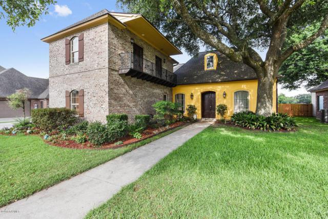 121 Diamond Creek Drive, Broussard, LA 70518 (MLS #18007714) :: Keaty Real Estate