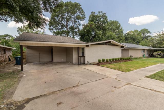 318 Harrell Drive, Lafayette, LA 70503 (MLS #18007810) :: Red Door Realty