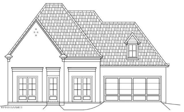 115 Drifting Sands Lane, Lafayette, LA 70503 (MLS #18008180) :: Cachet Real Estate