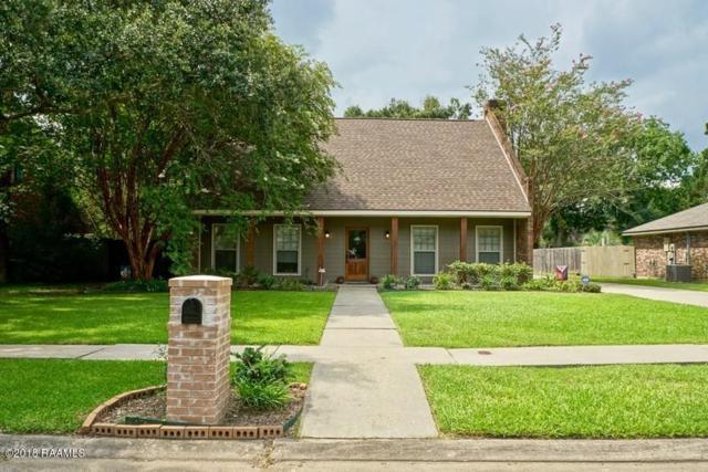 709 W Bonaire Drive, Lafayette, LA 70506 (MLS #18008240) :: Keaty Real Estate