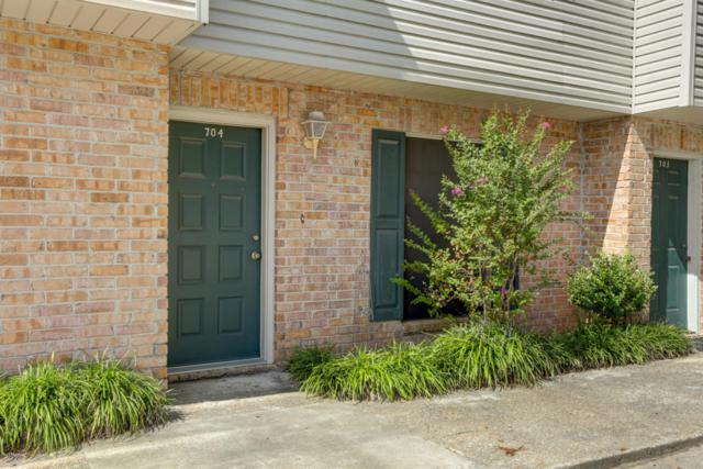 100 Winchester Drive #704, Lafayette, LA 70506 (MLS #18008347) :: Red Door Realty