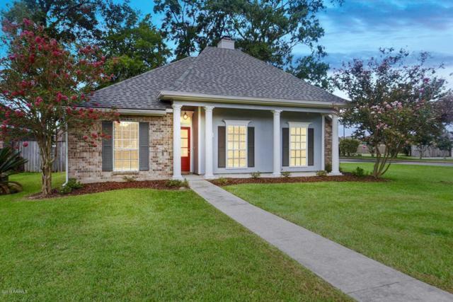 100 Crest Circle, Youngsville, LA 70592 (MLS #18008656) :: Cachet Real Estate