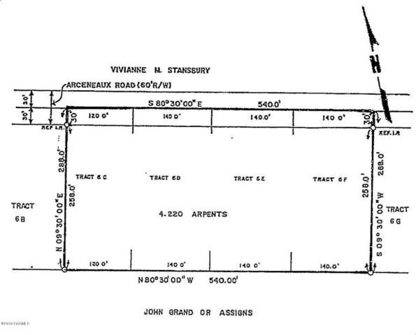2000 Blk N Wilderness Trail, Carencro, LA 70520 (MLS #18008681) :: Cachet Real Estate
