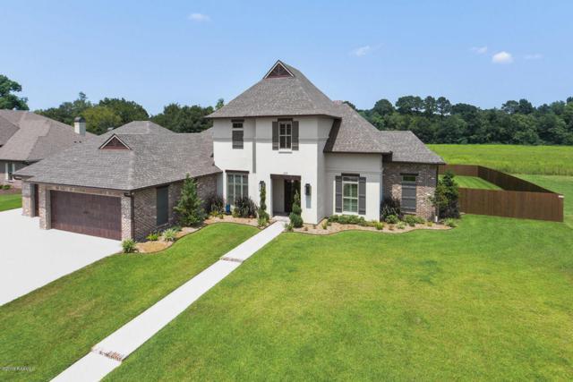123 Grandview Terrace Drive, Youngsville, LA 70592 (MLS #18008807) :: Keaty Real Estate