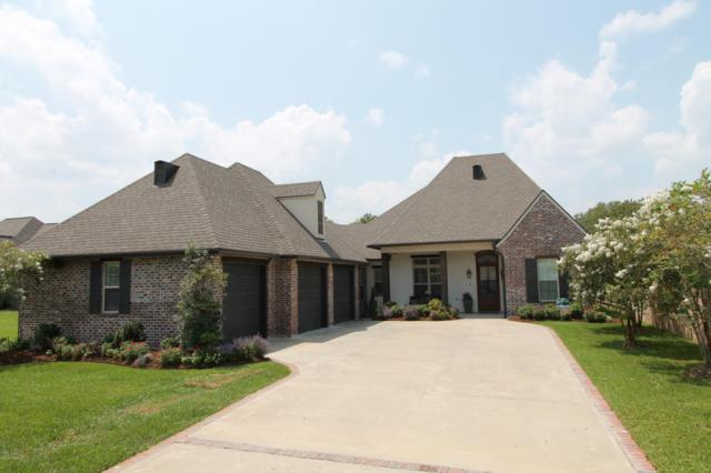122 Carriage Lakes Drive, Youngsville, LA 70592 (MLS #18008970) :: Keaty Real Estate