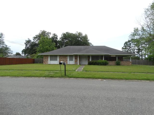 1123 Abdalla Boulevard, Opelousas, LA 70570 (MLS #18009010) :: Keaty Real Estate