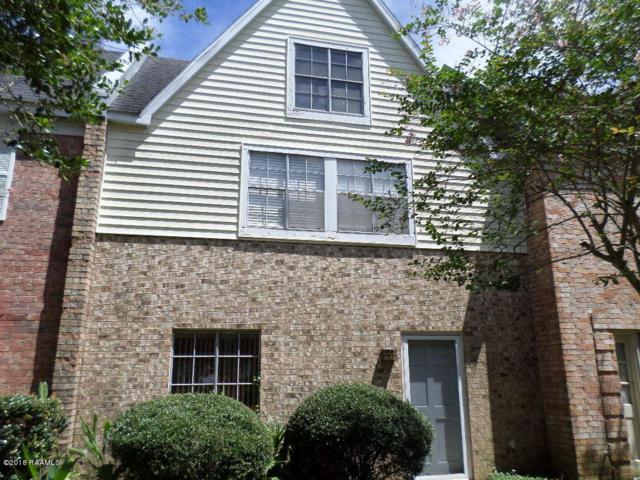 1322 Dulles Drive D, Lafayette, LA 70506 (MLS #18009063) :: Keaty Real Estate