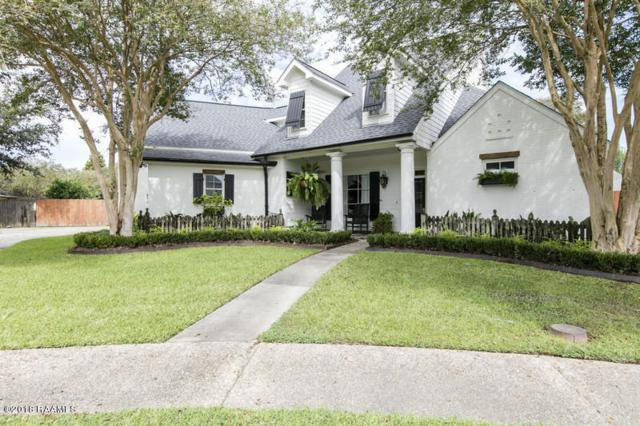 209 Capilano Lane, Broussard, LA 70518 (MLS #18009286) :: Cachet Real Estate