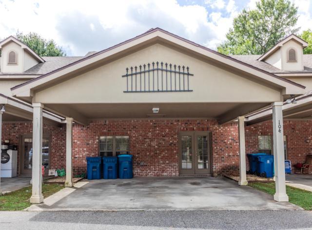 104 Deraney Lane, Lafayette, LA 70503 (MLS #18009799) :: Keaty Real Estate