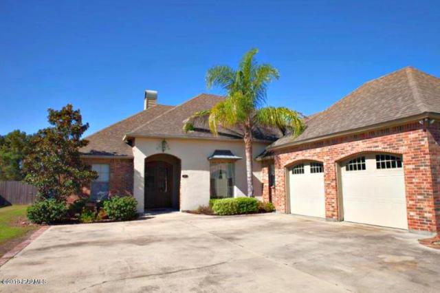 833 Belle Drive, Breaux Bridge, LA 70517 (MLS #18010541) :: Cachet Real Estate