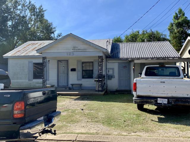 123 W Foch Street, Lafayette, LA 70501 (MLS #18010751) :: Keaty Real Estate