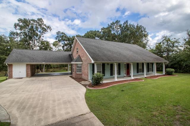 110 Sandalwood Drive, New Iberia, LA 70563 (MLS #18010757) :: Cachet Real Estate