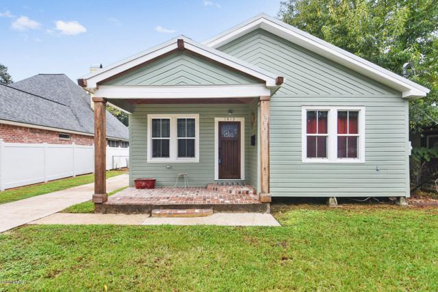 1413 W St Mary Boulevard, Lafayette, LA 70506 (MLS #18010836) :: Keaty Real Estate