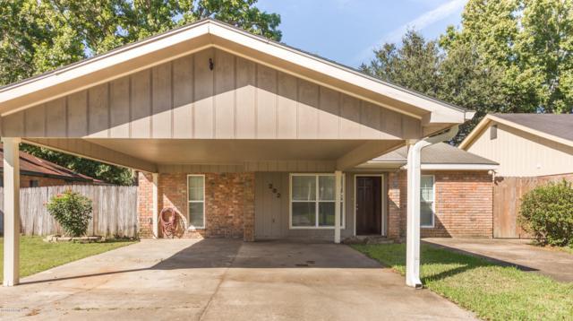 202 Caledonia Drive, Lafayette, LA 70508 (MLS #18010875) :: Cachet Real Estate