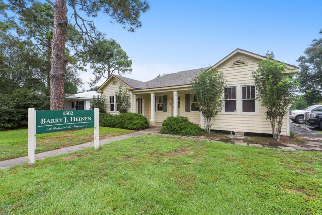 1502 W University Avenue, Lafayette, LA 70506 (MLS #18010878) :: Keaty Real Estate