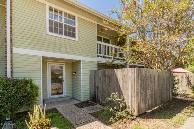 200 Lodge Drive #502, Lafayette, LA 70506 (MLS #18010886) :: Red Door Team | Keller Williams Realty Acadiana