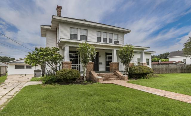410 N Polk Street, Rayne, LA 70578 (MLS #18010971) :: Keaty Real Estate