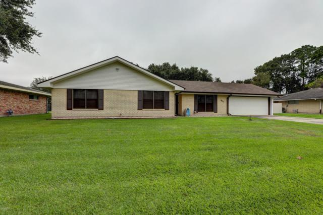 207 Ludovic Lane, Lafayette, LA 70506 (MLS #18011164) :: Cachet Real Estate