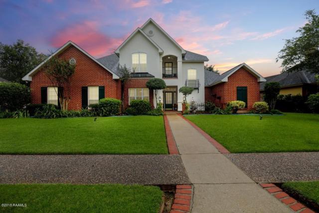 209 Baltusrol Drive, Broussard, LA 70518 (MLS #18011338) :: Cachet Real Estate