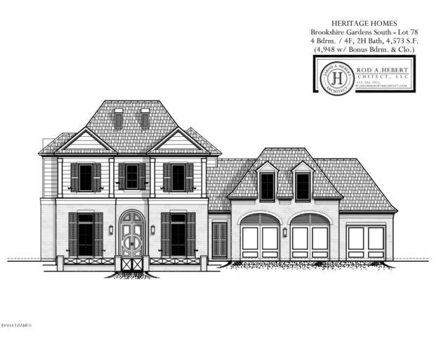 405 Winthorpe, Lafayette, LA 70503 (MLS #18011394) :: Cachet Real Estate