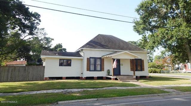 504 E 2nd Street, Crowley, LA 70526 (MLS #18011411) :: Red Door Team   Keller Williams Realty Acadiana