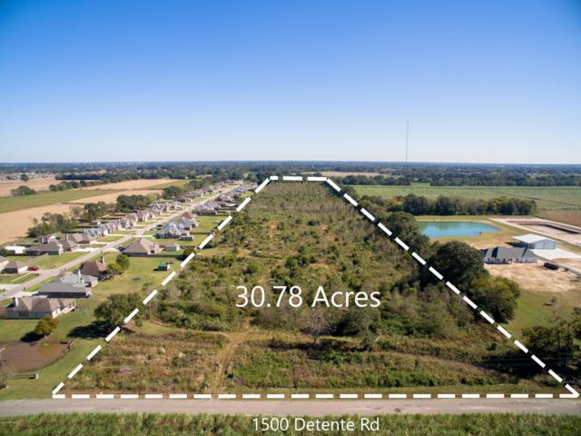 1500 Detente Road, Youngsville, LA 70592 (MLS #18011729) :: Red Door Realty
