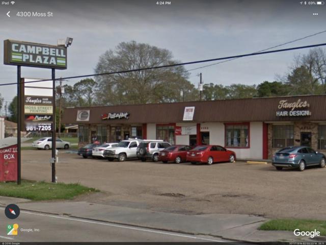 4310 Moss Street #4310, Lafayette, LA 70507 (MLS #18011811) :: Red Door Realty