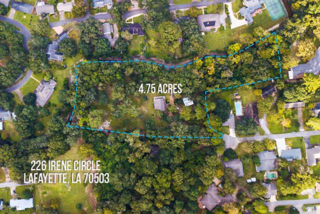 226 Irene Circle, Lafayette, LA 70503 (MLS #18011948) :: Keaty Real Estate