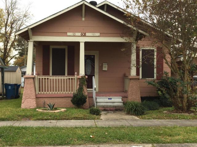 608 S Magnolia Street, Lafayette, LA 70501 (MLS #18012039) :: Keaty Real Estate