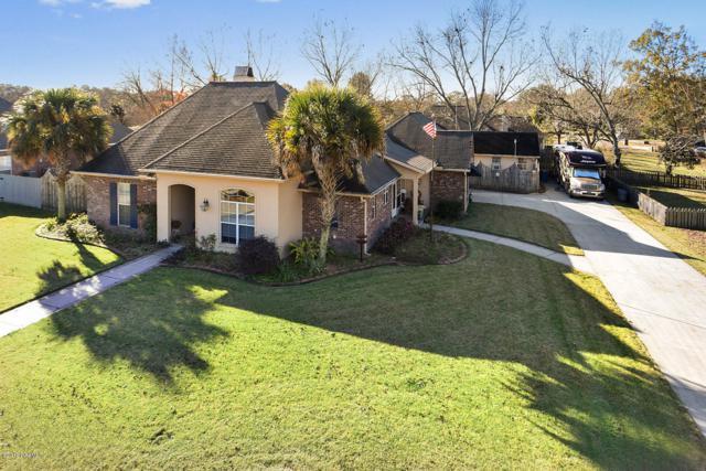 203 Blue Ridge Drive, Carencro, LA 70520 (MLS #18012293) :: Keaty Real Estate
