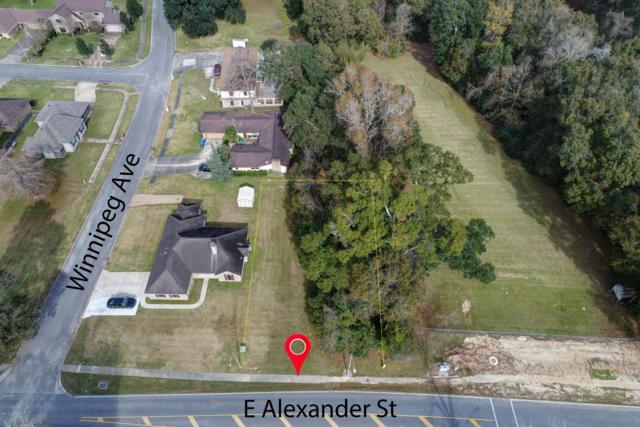 1103 E Alexander Street, Lafayette, LA 70501 (MLS #18012313) :: Red Door Team | Keller Williams Realty Acadiana