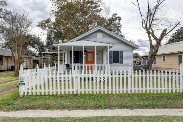 404 N Landry Drive, New Iberia, LA 70560 (MLS #18012330) :: Keaty Real Estate