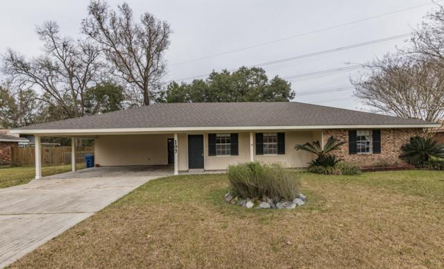 107 E Bayou Shore Street, Lafayette, LA 70508 (MLS #18012478) :: Keaty Real Estate