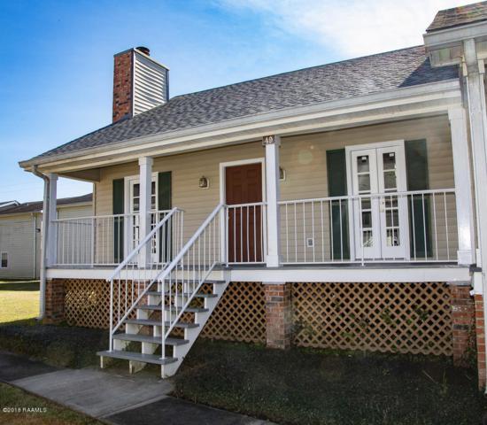 100 Teal Lane #49, Lafayette, LA 70507 (MLS #18012711) :: Keaty Real Estate