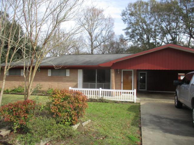 111 Carson Street, Ville Platte, LA 70586 (MLS #19000189) :: Keaty Real Estate