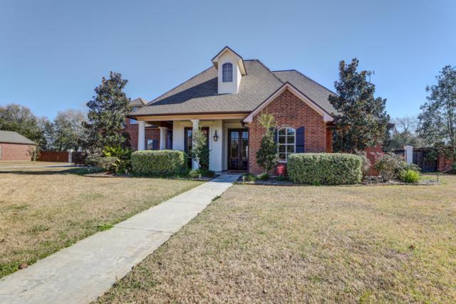 138 Hundred Oaks Drive, Youngsville, LA 70592 (MLS #19000480) :: Keaty Real Estate