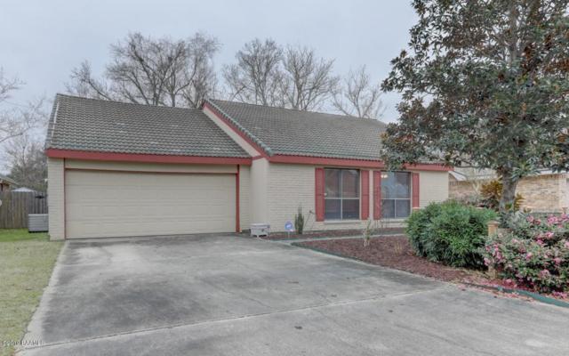 703 Rosedown Lane, Lafayette, LA 70503 (MLS #19000533) :: Keaty Real Estate