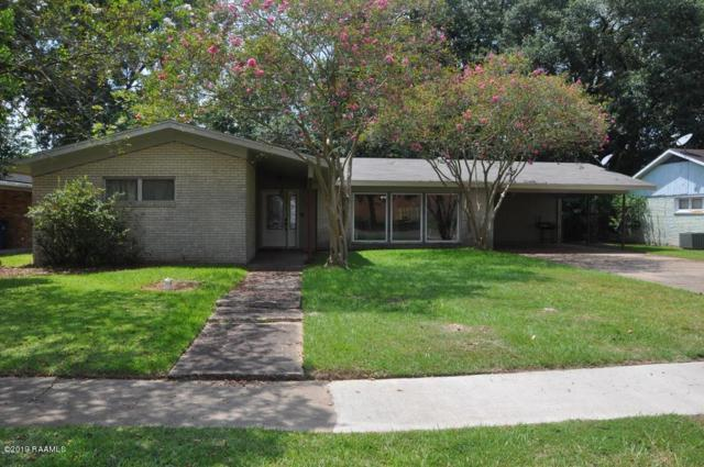 1622 Jasmine Drive, Opelousas, LA 70570 (MLS #19000975) :: Keaty Real Estate