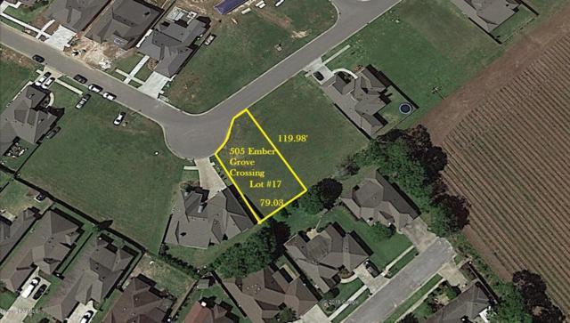 505 Ember Grove Crossing, Lafayette, LA 70508 (MLS #19001110) :: Keaty Real Estate