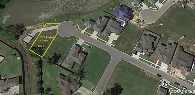 707 Ember Grove Crossing, Lafayette, LA 70508 (MLS #19001111) :: Keaty Real Estate
