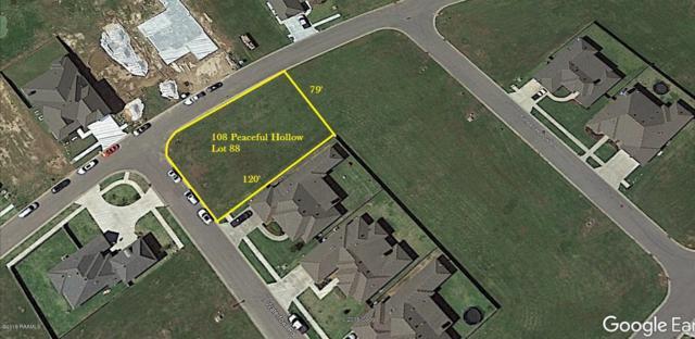 108 Peaceful Hollow Lane, Lafayette, LA 70508 (MLS #19001113) :: Keaty Real Estate