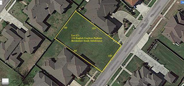 104 English Gardens Parkway, Lafayette, LA 70503 (MLS #19001202) :: Keaty Real Estate