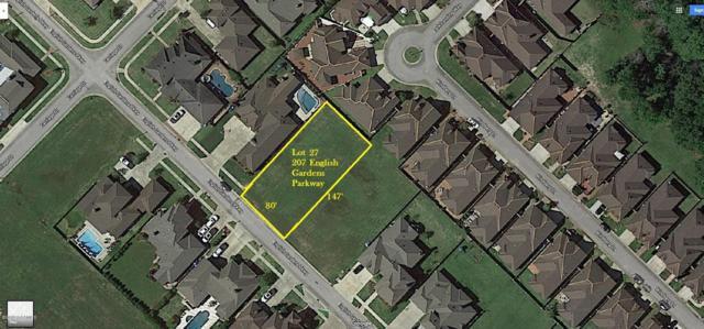 205 English Gardens Parkway, Lafayette, LA 70503 (MLS #19001205) :: Keaty Real Estate
