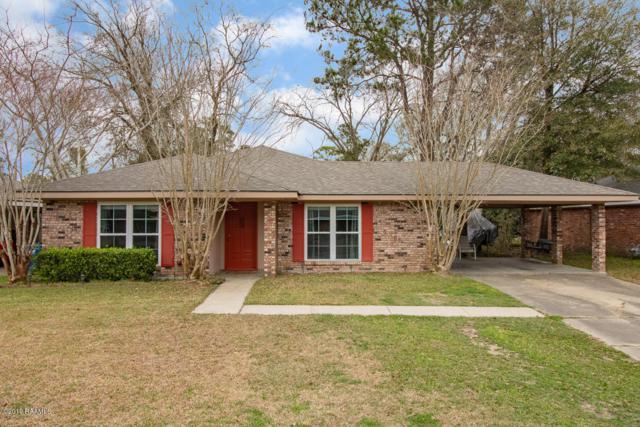 349 Rena Drive, Lafayette, LA 70503 (MLS #19001480) :: Keaty Real Estate