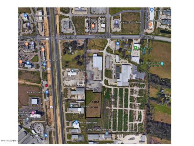 200 Saint Nazaire Road, Broussard, LA 70518 (MLS #19001545) :: Keaty Real Estate