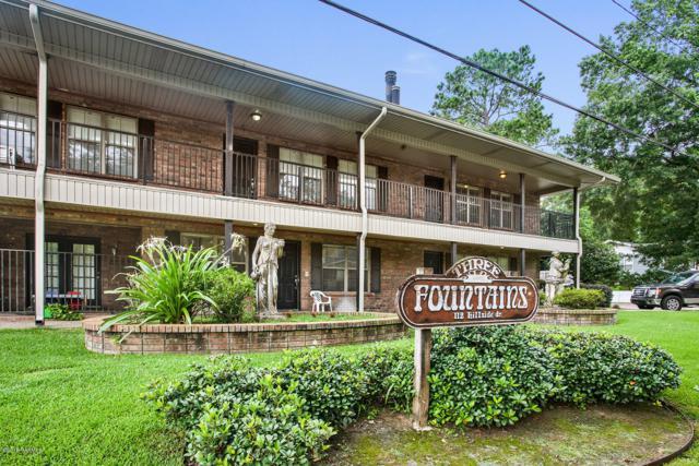 112 Hillside Drive #4, Lafayette, LA 70503 (MLS #19001593) :: Keaty Real Estate