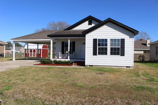 134 Stoneburg Drive Drive, Duson, LA 70529 (MLS #19001595) :: Keaty Real Estate
