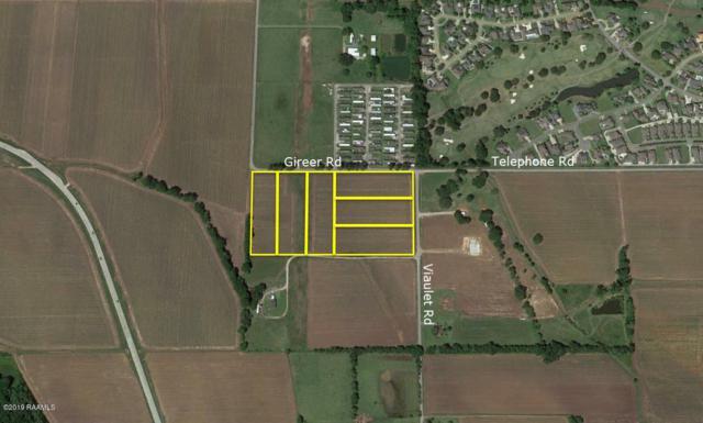 Tbd Gireer (Tr 1A) Road, Youngsville, LA 70592 (MLS #19001667) :: Keaty Real Estate