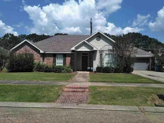 403 Rue Colombe, Carencro, LA 70520 (MLS #19001724) :: Red Door Team | Keller Williams Realty Acadiana